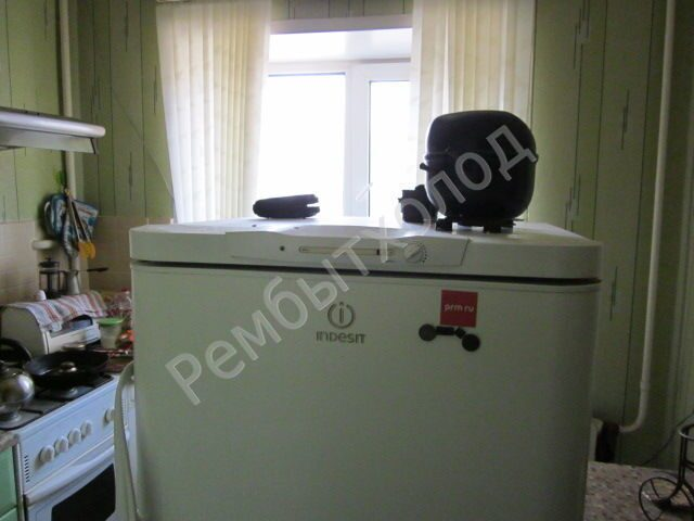 ремонт холодильников Indesit всех моделей пермь